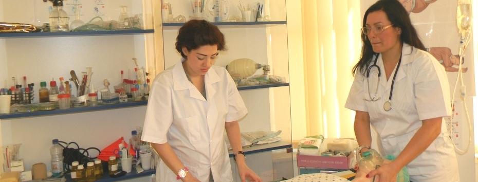 Asistent medical balneofiziokinetoterapie si recuperare